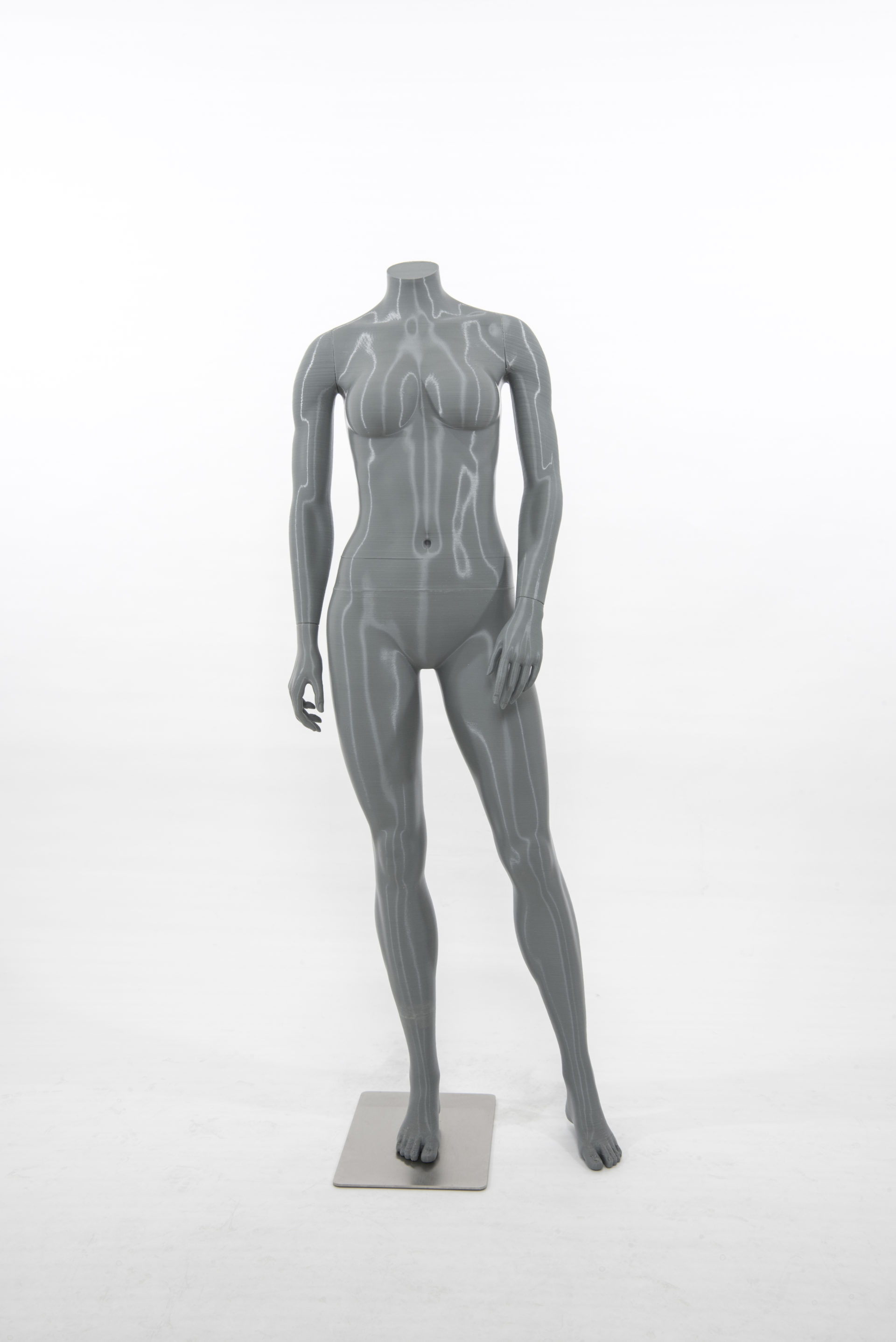 1:1 3D PRINTED MANNEQUIN